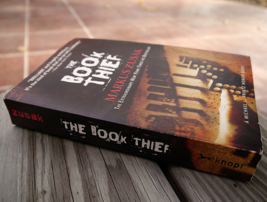 The+Book+Thief+by+Markus+Zusak+is+an+extroadinary+tale+you+won%27t+be+able+to+let+go+of+until+you+finish+the+last+page.