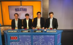 Midlo Competes in First Battle Of The Brains Competition