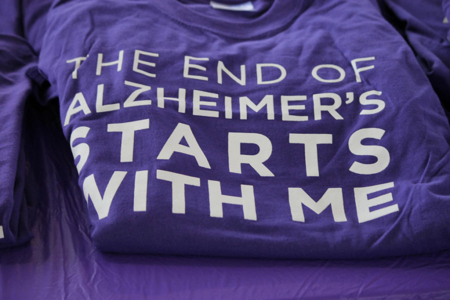 Walk to End Alzheimer's This November
