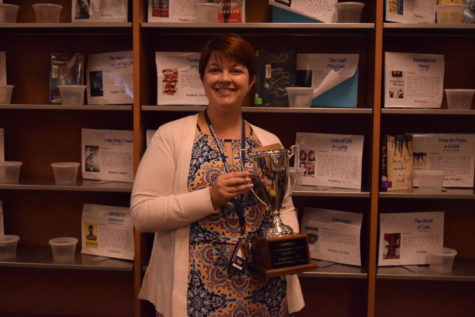 Teachers Recognizing Teachers: September Recipient