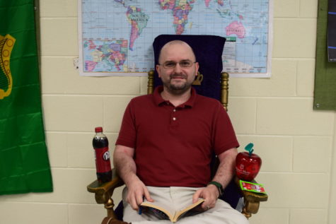 Mr. Cheatham Receives December TRT Award