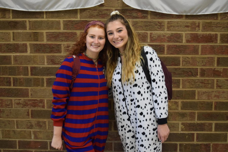 Homecoming Spirit Week 2018: Too Tired Tuesday