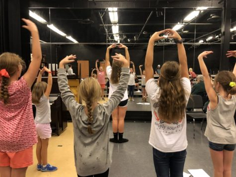 Performing Arts Students Cruise Into Spring Break