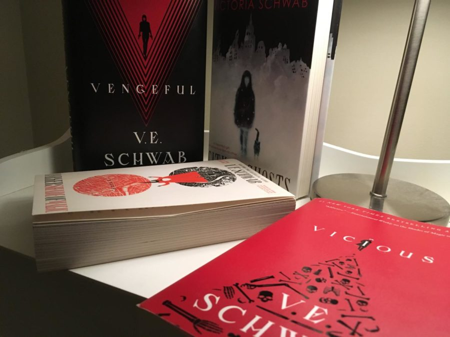 Victoria+Schwab%27s+novels+are+page-turners+worth+reading.