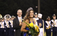 Homecoming Court Crowned
