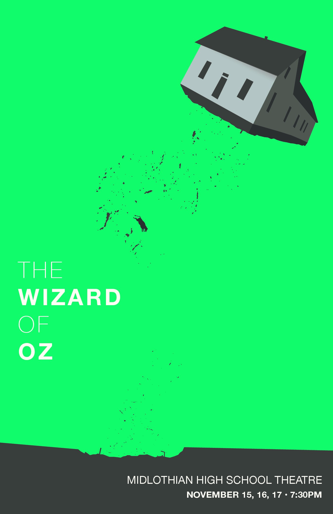 Experience the Wizard of Oz!