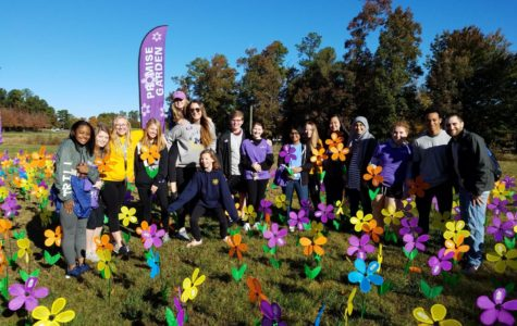 Midlo Students Walk to End Alzheimer's