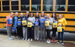 Good Luck at States, Midlo XC!