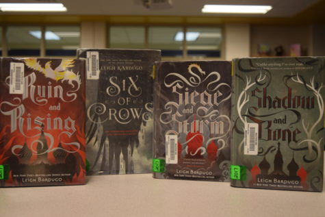Leigh Bardugo Introduces Unique YA Novels