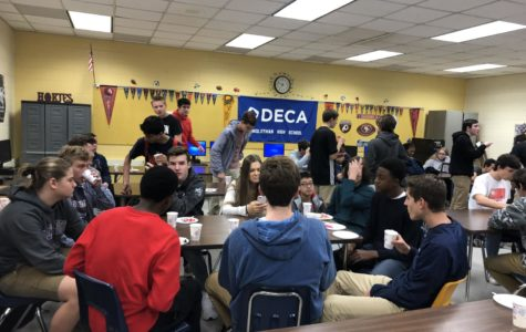 Midlo Rocks Virginia DECA Day