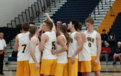 Boys Volleyball Faces Petersburg in Playoffs