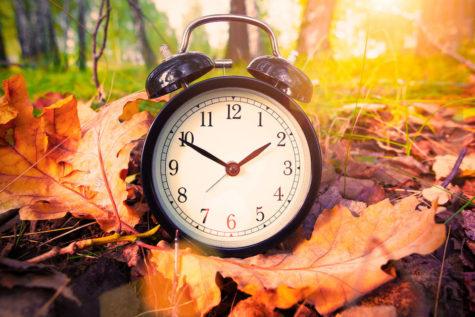 Set the Clock Back on November 4th
