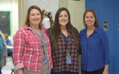 Teachers Flaunt Festive Flannels