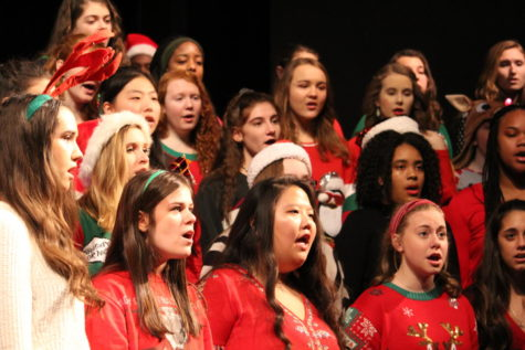 Musical Groups Foster Holiday Spirit