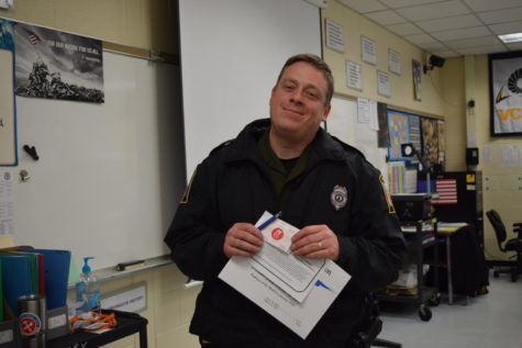 Officer McDonough Earns Midlo Honor