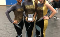 Midlo Winter Guard Twirls Into Victory