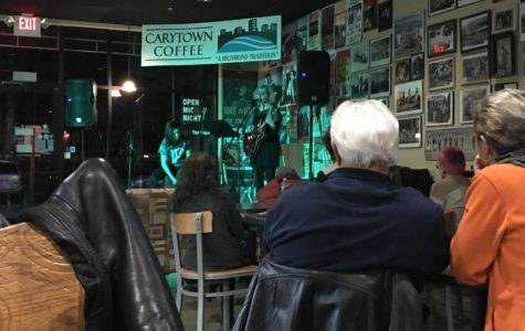 A Cup of Carytown Coffee with a Side of Music, Please