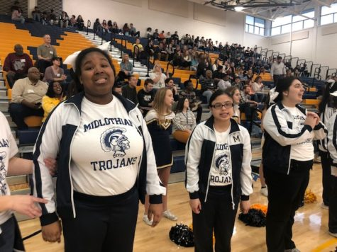 Midlothian Hosts Indoor Track Polar Bear Meet