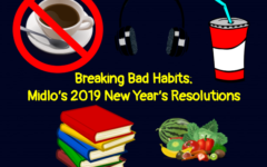 Students Fight Bad Habits in 2019