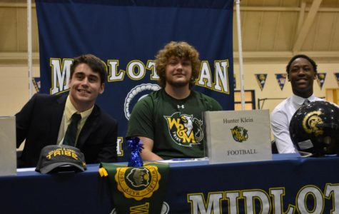 2019 National Signing Day: Brayden Staib (W&M football), Hunter Klein (W&M football), and Neil Richburg (CNU football)
