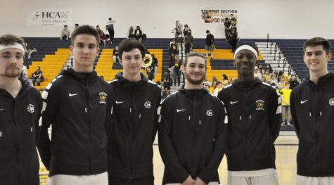 Midlo Basketball Celebrates the Class of 2019