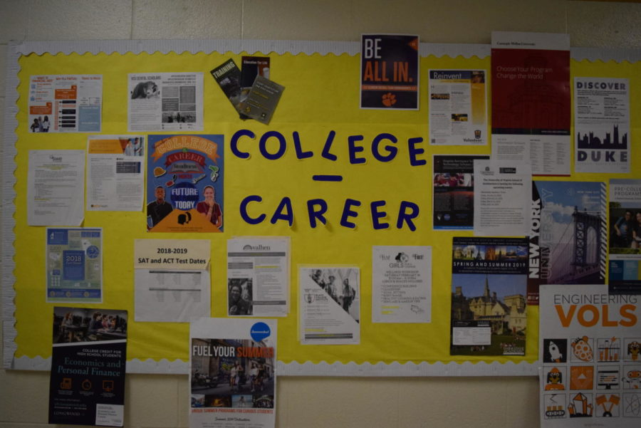 The+College+and+Career+Center+shares+updates+about+FAFSA+and+other+forms+of+college+aid.+
