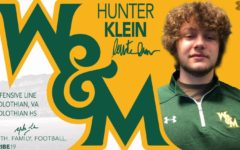 Hunter Klein Commits to the Tribe