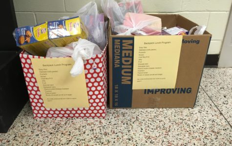Senior Class Strives to Feed Students in Need