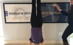 RVA Performs Handstands for Pancreatic Cancer