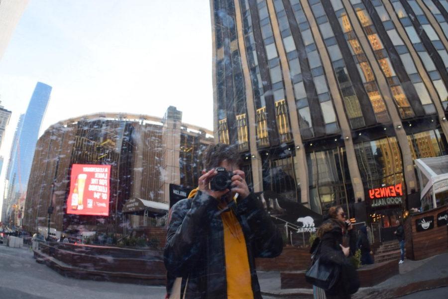 Marisa+Ruotolo+in+Times+Square.