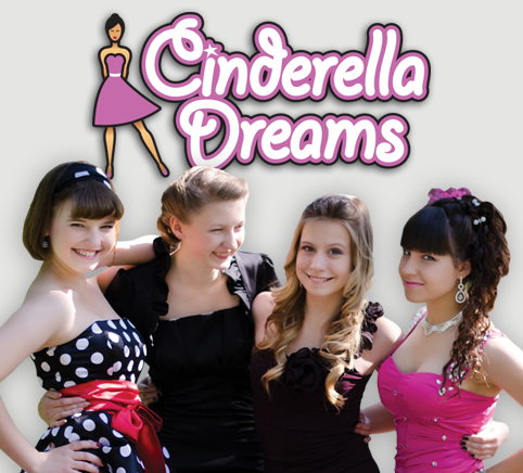 Donate dresses to Puritan Cleaners during the month of February to support Cinderella Dreams.