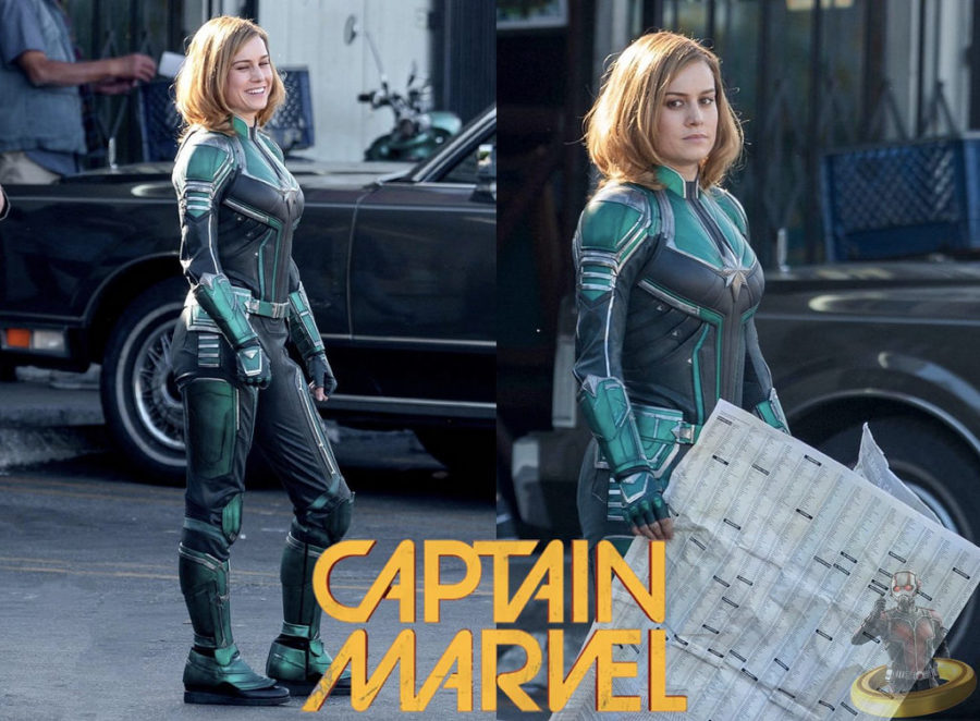 Captain+Marvel+debuted+in+theaters+on+March+8+and++is+set+to+become+the+highest+grossing+film+directed+by+a+woman.