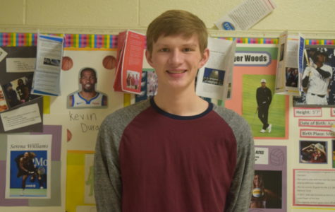 Jakob Marshall will attend the prestigious Cochrane Summer Economic Institute.