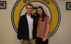 Rowe and Nugent Named 2019 Midlo Students of the Year