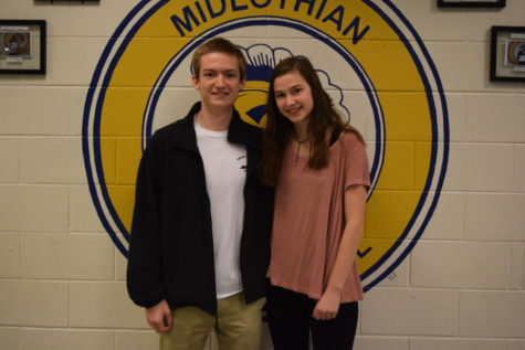 Midlo Students Shadow Government Leaders