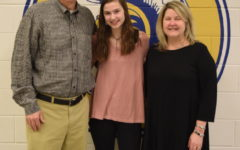 Sophomore Sarah Nugent Earns 2019 Midlo Student of the Year