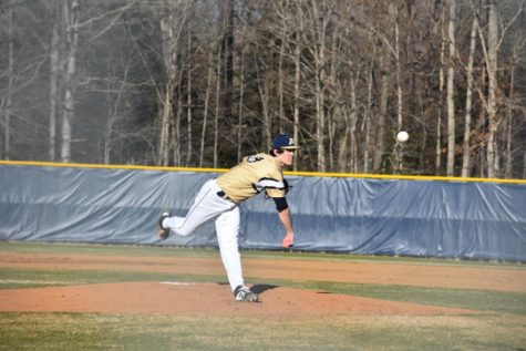 Trojans Baseball Team Swings Into Season Strong