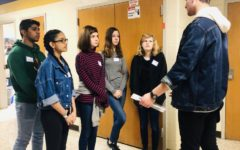 IB Showcases Offerings to Prospective Students
