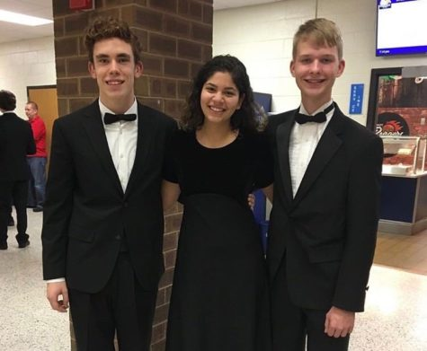 Davis Lends Talents to Midlo Orchestra