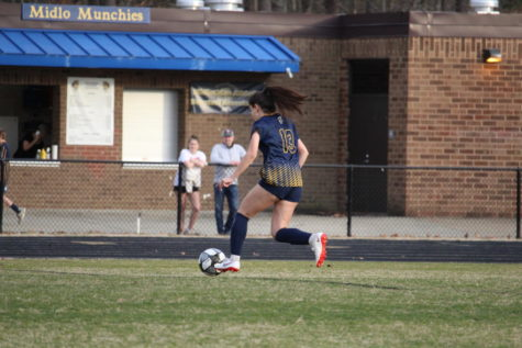 Trojans Soccer Settles Scores With the Skyhawks