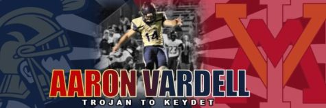Vardell Kicks to Become a Keydet