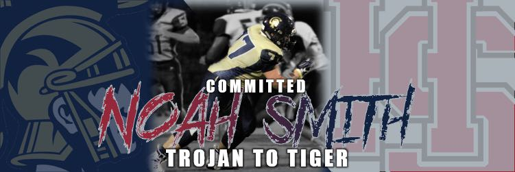Senior+Noah+Smith+commits+to+play+football+at+Hampden-Sydney+College.