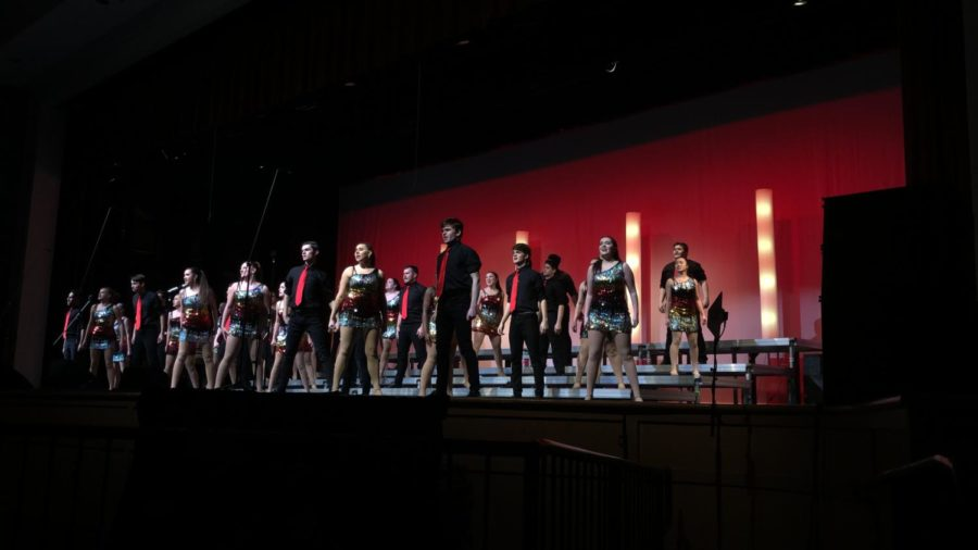 Just+For+Show+tells+the+story+of+%22The+Phoenix%22+at+the+Commonwealth+Choral+Invitational.