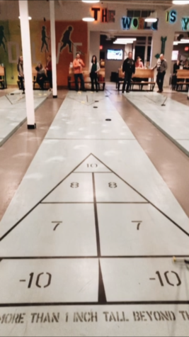 Tang & Biscuit Revives Shuffleboard