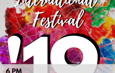 Midlothian High School's annual International Festival on April 18th at 6 PM.