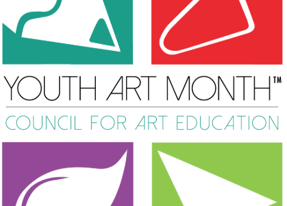 Youth Art Month raises awareness for the value of art to each community.