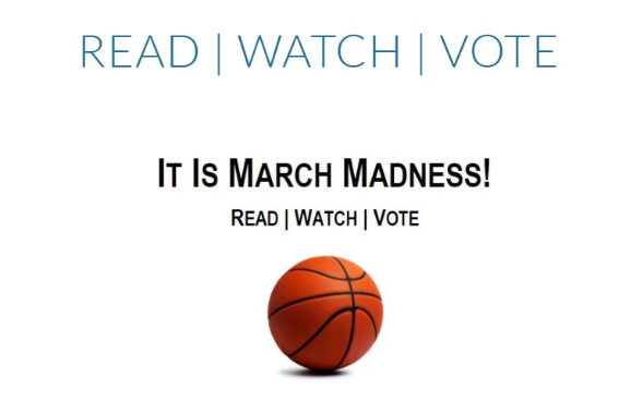 Midlo's Library is hosting its 2018-2019 March Madness.