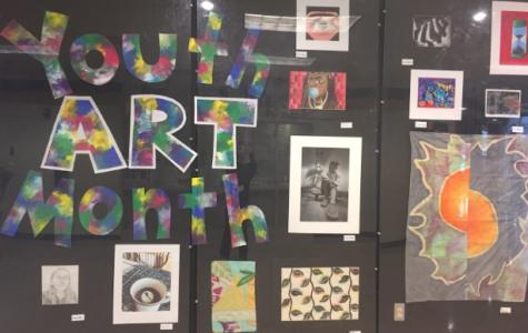 Midlo Art Community Demonstrates Art Appreciation