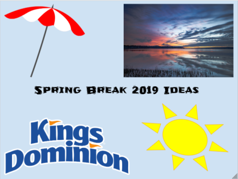 Searching for Spring Break Ideas?
