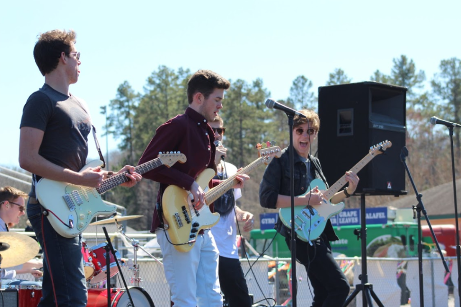 5 Second Rule takes center stage and brings the audience to their feet at River Jam 2019.